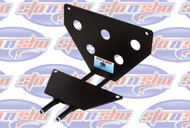 2013-2016 Cadillac XTS - Quick Release Front License Plate Bracket STO N SHO