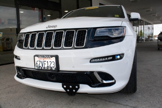 2012 2016 Jeep Grand Cherokee Srt Quick Release Front