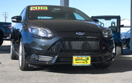 2013-2014 Ford Focus ST - Removable Front License Plate Bracket STO N SHO