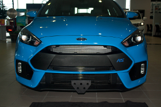 2016 2017 Ford Focus Rs Removable Front License Plate