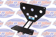 Jaguar XF Sport - Removable License Plate Bracket