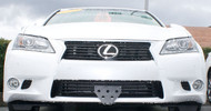 2013-2014 Lexus GS350 - Quick Release Front License Plate Bracket