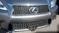 2013-2014 Lexus GS350 F Sport - Quick Release Front License Plate Bracket
