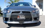 2012-2016 Mitsubishi Lancer/Lancer GT - Quick Release Front License Plate Bracket STO N SHO