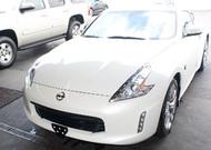 2009-2015 Nissan 370z - Quick Release Front License Plate Bracket