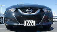 2016 Nissan Maxima - Quick Release Front License Plate Bracket