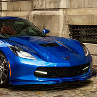Corvette C7 LED Upgrade Kit for Five1 Front Bumper Grille by ACS Composite