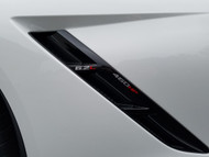 Corvette C7 6.2L and 460 HP Side Vent Decal
