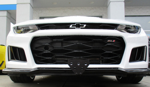 2017 2018 Chevy Camaro Zl1 Quick Release Front License