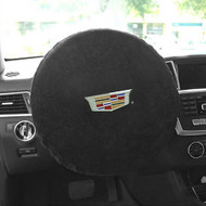Cadillac Steering Wheel Cover by Seat Armour