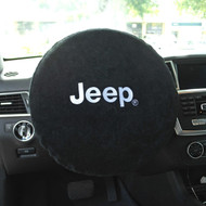 Jeep Steering Wheel Cover by Seat Armour