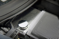 2014-2017 Corvette Z06  Z51 Grand Sport C7 Stingray - Perforated/Brushed Water Tank Cover by American Car Craft