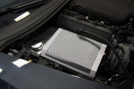 2014-2017 Corvette  Grand Sport Z06 Z51 C7 Stingray - Perforated/Brushed Fuse Box Cover by ACC