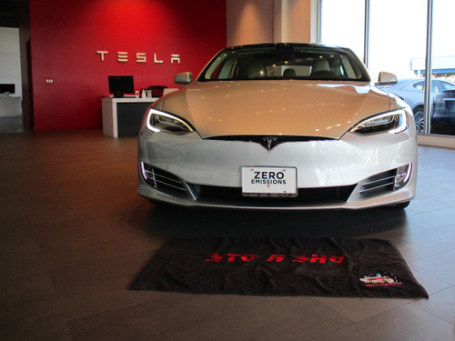 2016 2017 Tesla Model S Quick Release Front License