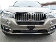 2017 BMW X5 35i non M Sport - Quick Release Front License Plate Bracket STO N SHO