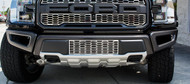 2017 Ford F-150 SVT Raptor Front Lower Grille Overlay (772058)