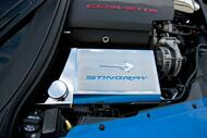"2014-2017 Corvette Stingray Z06/Z51/Grand Sport - Fuse Box Cover Stingray Emblem with ""Stingray"" Lettering 053033"