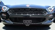 2017 Fiat 124 Spider - Quick Release Front License Plate Bracket SNS125