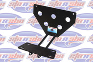 2016-2017 VW Golf R - Quick Release Front License Plate Bracket STO N SHO