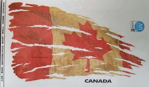 Canada Flag Sticker Decal