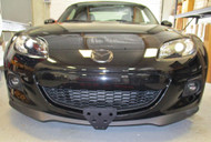 Mazda Miata MX-5 Club option - Quick Release Front License Plate Bracket (SNS146)