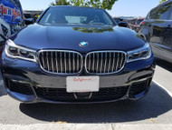 2018 BMW 740i M Sport - Quick Release Front License Plate Bracket