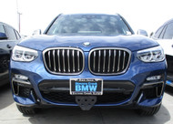 2018 BMW X3 M40i - Quick Release Front License Plate Bracket (SNS149)