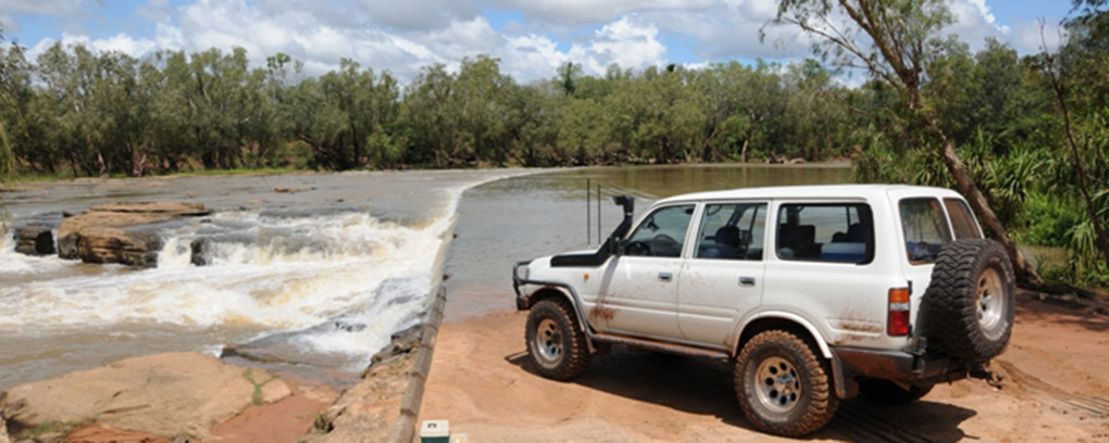 Adventure in the NT