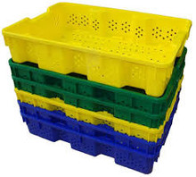 Tote - Small Vented Agricultural Container (1 Pallet = Qty 200)