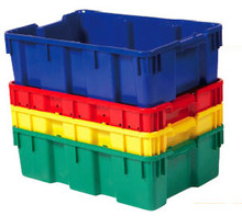 Tote - Solid Grape Harvest Container