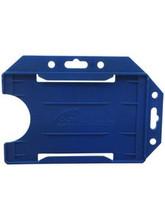 Metal Detectable Plastic Key Card / Badge Holder 10/pk
