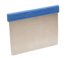 *Metal Detectable Scraper -Flexible SS Scraper w/ Detect. Grip
