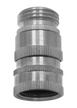 "Nozzle - Stainless Steel Quick Disconnect 3/4"" GHT"
