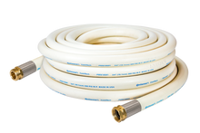 75 Ft. Poseidon White Wash-Down Hose Assembly Coil