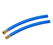 Hose - 50 ft. Blue Fortress® 300 Wash-Down Hose with Microban® Antimicrobial Cover  (NOT FOOD GRADE)