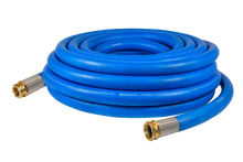 Hose - 75 ft. Blue Fortress® 300 Wash Down Hose with Microban® Antimicrobial Cover (NOT FOOD GRADE)