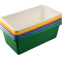 "Tub - Large Storage Tub - 46.8"" x 26.5"" x 16.9"""