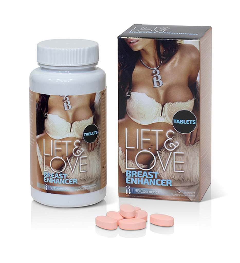 Lift & Love Breast Enhancer Supplement 90 Tabs