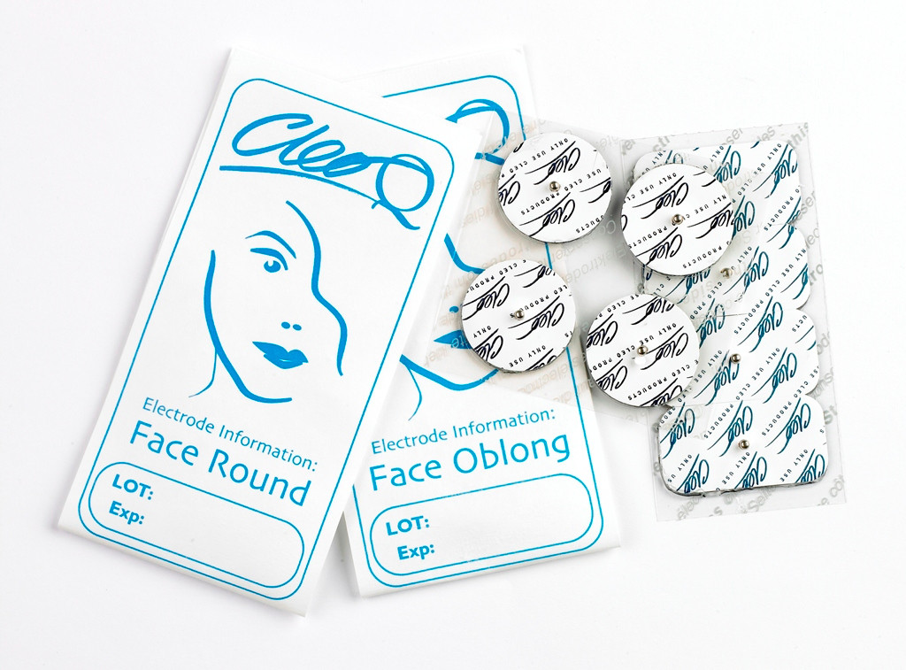 cleo assorted face pads
