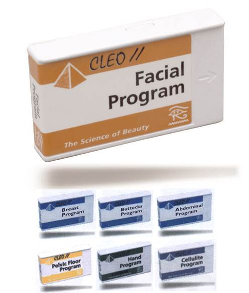 cleo ii programme cards