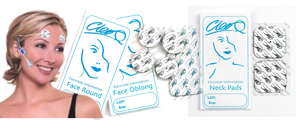 cleo facial treatment pad bundle
