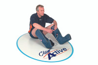 Cleo Active leg and foot massager lifestyle male