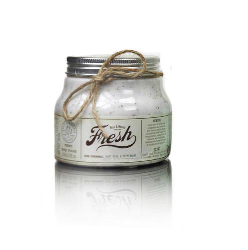 Fresh_Aloe_Vera_And_Peppermint_Body_Polish
