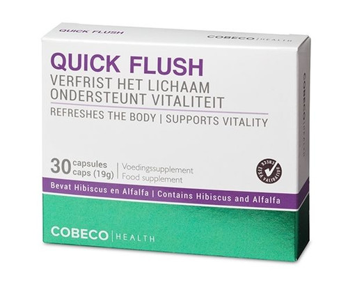 quick flush detox capsules