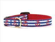 Anchors Aweigh Cat Collar