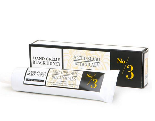 Archipelago - Black Honey Hand Creme
