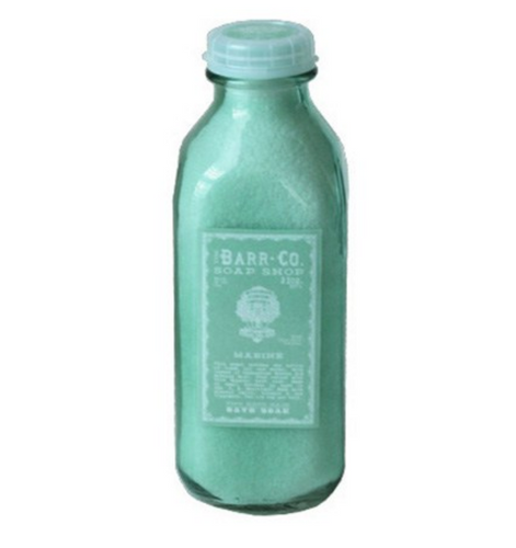 Barr-co Bath Salts - Marine