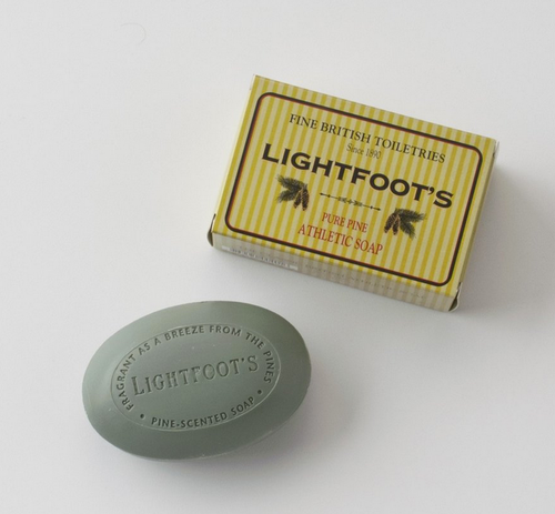 Lightfoot's Pine Athletic Soap