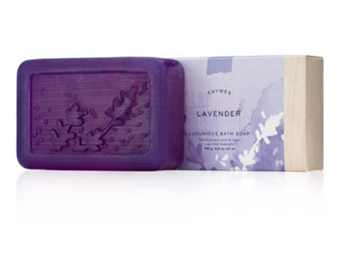 Thymes Bar Soap - Lavender