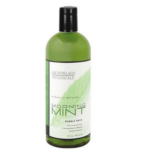 Archipelago - Morning Mint Bubble Bath